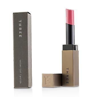 THREE Velvet Lust Lipstick - # 18 Gj:Libertango 4g/0.14oz