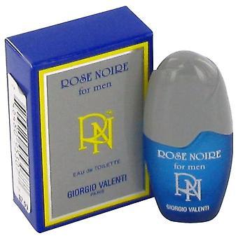 Rose noire mini edt by giorgio valenti   401121 5 ml