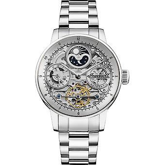 Ingersoll the jazz Automatic Analog Man Watch with Stainless Steel Bracelet I07703