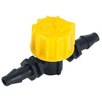 Hozelock Flow control ventiel - 4 mm (tuin, tuinieren, irrigatie)