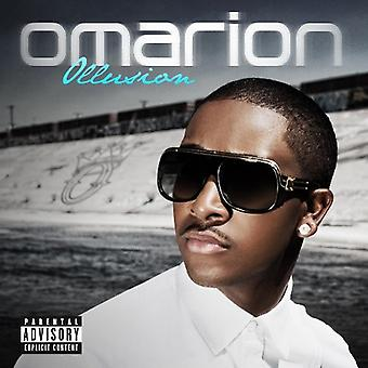 Omarion - Ollusion [CD] USA import