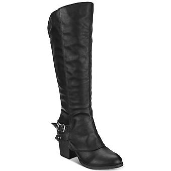 American Rag Womens Emilee Almond Toe Knee High Riding Boots