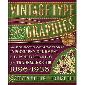 Vintage Type og grafikk - en eklektisk samling av typografi - Orn