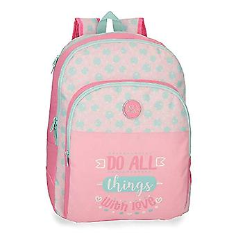 Roll Road Do All Backpack Double Compartment