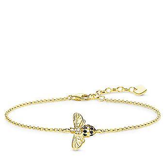 Thomas Sabo Donna Silver Bracelet with Charm A1865-414-7-L19v