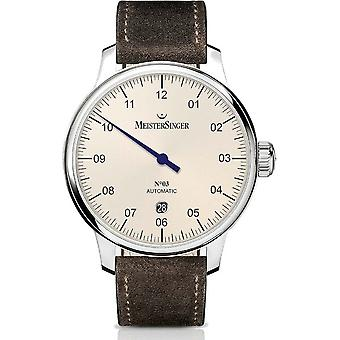 MeisterSinger Men's Watch No03 40 mm Single-Hand Watch Automatic DM903_SV02