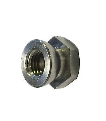 M12 Shear Nut A4 Stainless Steel (permacone - Snapoff - Security - Tamper Proof)