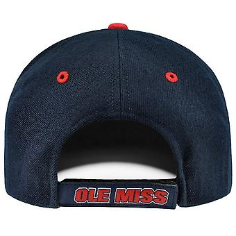 Ole Miss Rebels NCAA TOW Triple Conference verstellbarer Hut