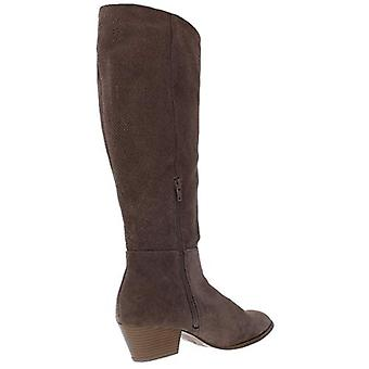 Style & Co. Womens Izaleal Fabric Pointed Toe Knee High Fashion Boots