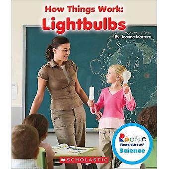 Lightbulbs by Joanne Mattern