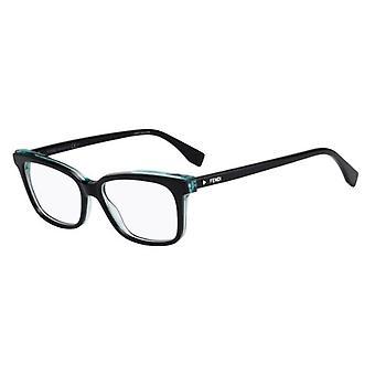 Fendi FF0252 807 Black Glasses