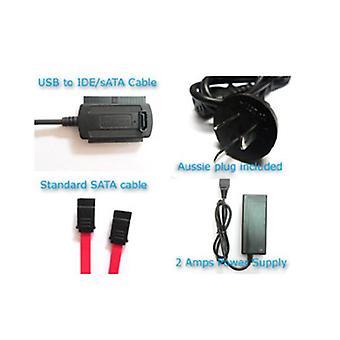HDD σε προσαρμογέα USB 3-1
