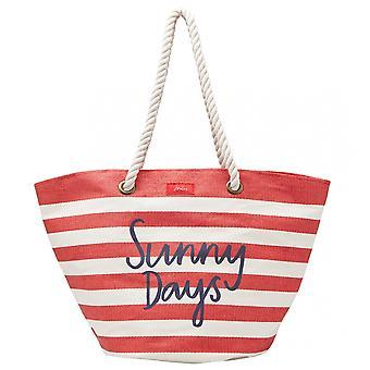 Joules Joules Seaside Womens Summer Beach Bag s/s 19