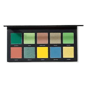LaRoc Pro 10 Colour Eyeshadow Palette - Intergalactic