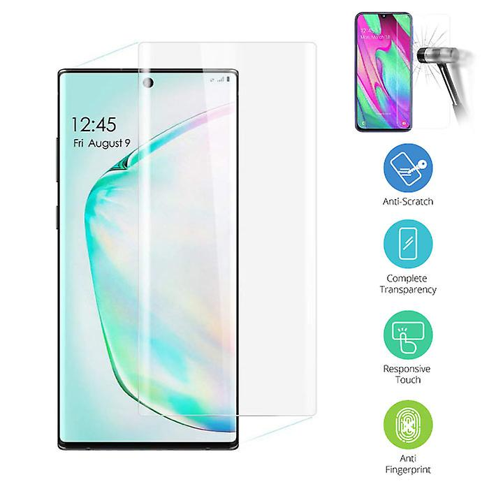Stuff Certified® Screen Protector Samsung Galaxy Note 10 Tempered Glass Film