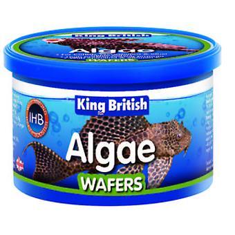King British Algae Wafers (With IHB) (Fish , Food , Warm Water)