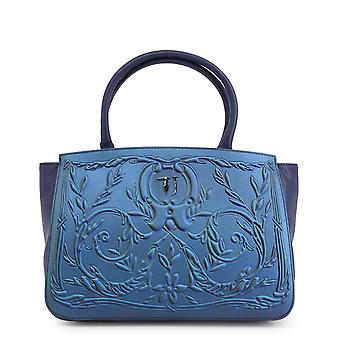 Trussardi Original Women All Year Handbag - Blue Color 49150
