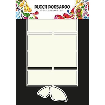Hollanti Doobadoo Hollanti Card Art Stencil perhonen A4 470.713.598