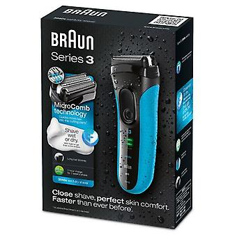 Braun Series 3-3040S Blue