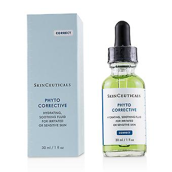 Phyto corrective hydrating soothing fluid (for irritated or sensitive skin) 226635 30ml/1oz