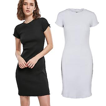 Urban Classics Ladies - RIB Summer Mini Dress