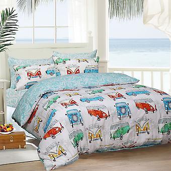Tropical Campervan Bedding set