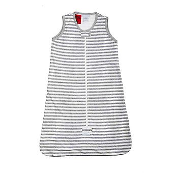 uh-oh! Baby Sleeveless Sleeping Bag 0.5 tog Warmth Rating Grey Stripe