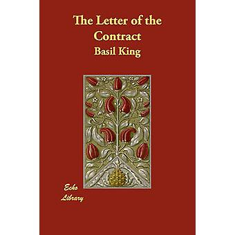 The Letter of the Contract by King & Basil