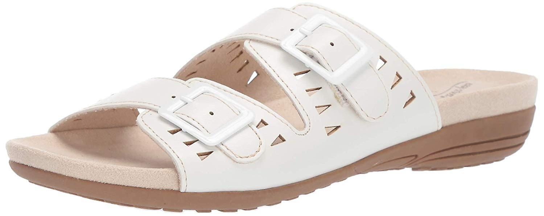 Easy Street Women's Venus Comfort Sandal Slide 2b1z9