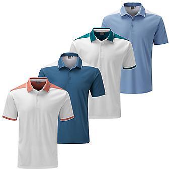 Ping Collection Mens Lars Golf Polo Shirt