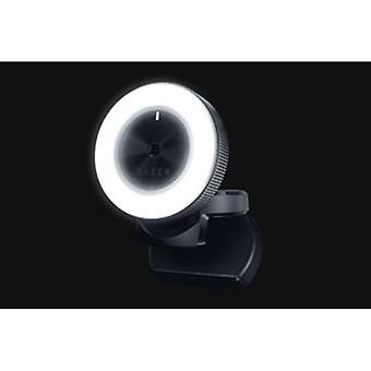 Razer Kiyo-Ring Light câmera de radiodifusão equipada