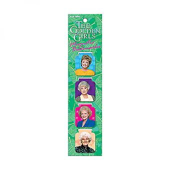 Golden Girls magnetiska bokmärken