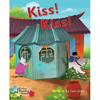 Kiss! Kiss! - Phonics Phase 3 by  - 9781785918971 Book