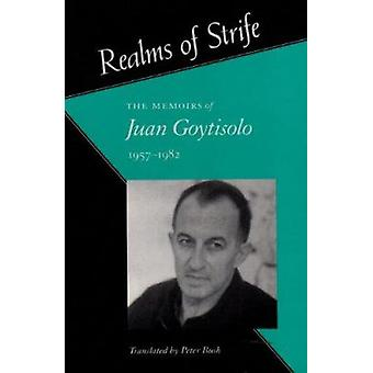 Realms of Strife by Juan Goytisolo - 9780704327559 Book