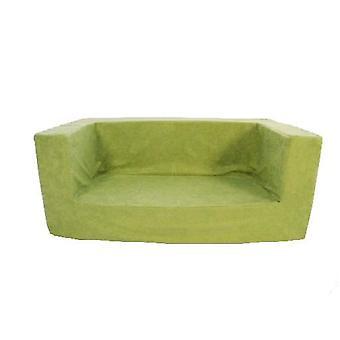 Lime Green Boys Mädchen Kinder Kinder's bequem Stuhl Kleinkinder Schaum Sessel Sitz