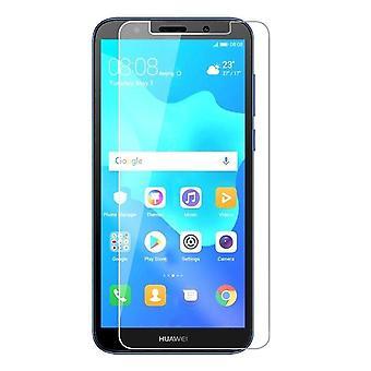 Huawei Y6 2018 écran protecteur 9 H stratifié verre réservoir protection verre trempé verre
