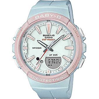 Baby-G analogové hodiny křemen s pryskyřičným páskem 4549526192166