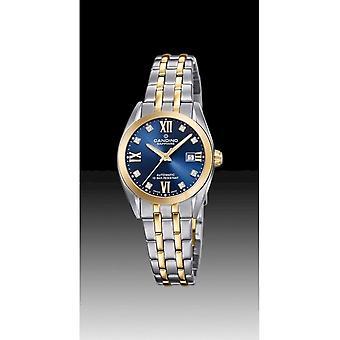 Candino - Wristwatch - Women - C4704/2 - AUTOMATIC