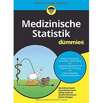 Medizinische Statistik fur Dummies by Geraldine Rauch - 9783527715848