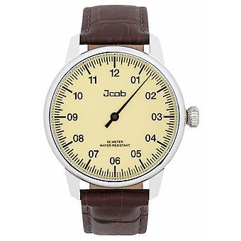 Jcob Einzeiger JCW001-LS01 beige men's watch
