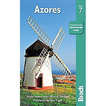 Azores by David Sayers - 9781784776237 Book