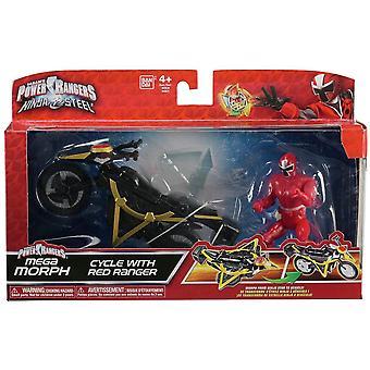 Power Rangers Super Ninja Steel Sortment (Um Fornecido)
