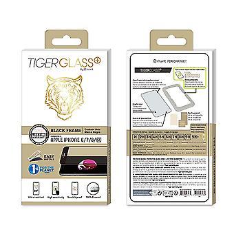 Proteção de tela de vidro molhado para iPhone SE (2020) / 8/7/6 Tiger Glass Plus