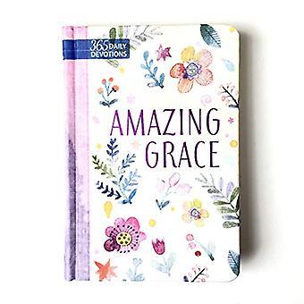 Amazing Grace - 365 Daily Devotions by Broadstreet Publishing - 978142