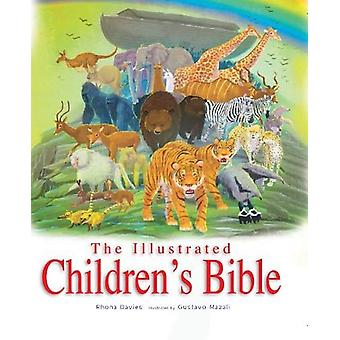 The Illustrated Children's Bible by Rhona Davies - 9781788930079 Book