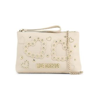 Love Moschino - bags - clutches - JC4033PP1ALE_0110 - ladies - ivory