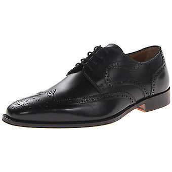 Florsheim Mens Marino Wing Leather Lace Up Dress Oxfords