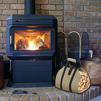 YANGFAN Oxford Multi-functional Firewood Storage Bag