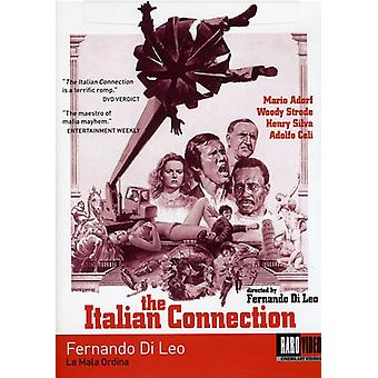 The Italian Connection [DVD] USA import