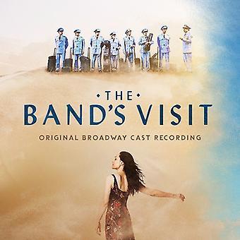 Yazbeck*David - Band's Visit (Original Broadway Cast Recording) [CD] USA import